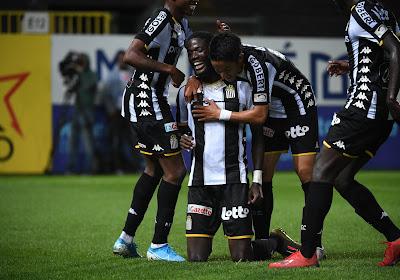 Charleroi : Boys' Town FC attend toujours son indemnité de formation concernant le transfert de Shamar Nicholson