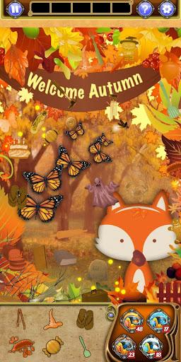 Hidden Object - Autumn Garden apkdebit screenshots 5