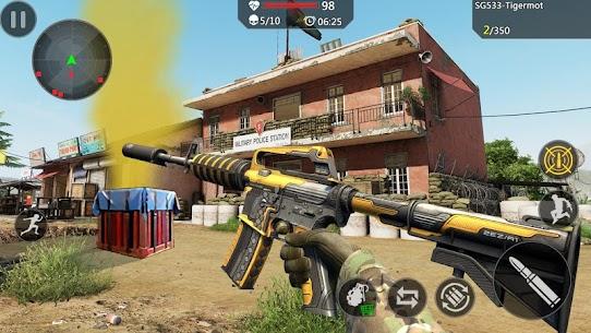 Encounter Strike:Real Commando Secret Mission 2020 2