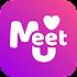MeetU-Live Video Call, Stranger Chat & Random Chat