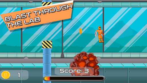 Rocket Jumper  captures d'écran 1
