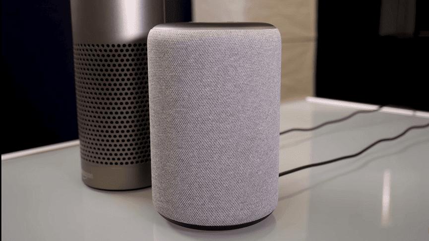 Amazon Echo Plus speaker