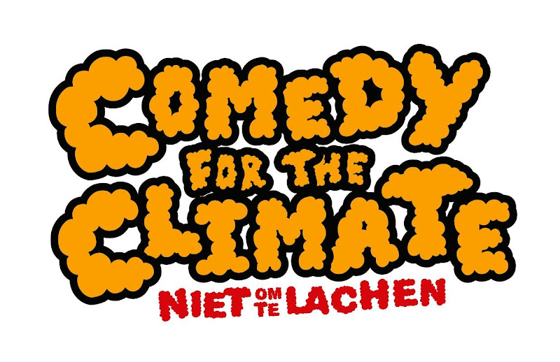 Win tickets voor Comedy for the Climate