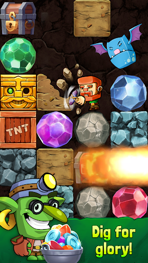 Dig Out! - Gold Digger 2.6.1 screenshots 1