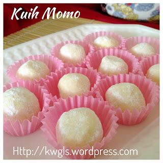 A Childhood Cookie That I Loved… Kueh Momo or Kueh Makmur or Ghee Cookies.