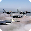Military Fighters Wallpaper icon