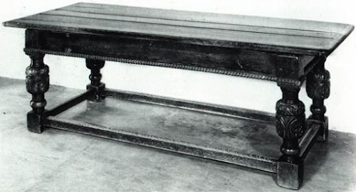 refectory pool table design