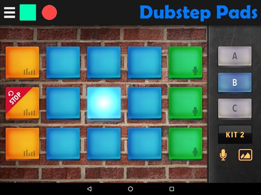 Dubstep Pads Screenshot