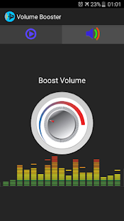 Volume Booster Amplifier Plus 2018 - náhled