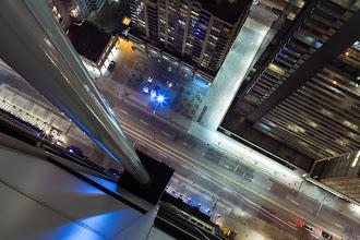 Photo: Pole Rides Who wants to go for a pole ride?  #toront #rooftopping #urbex #urbanexploration #longexposure #vertigo