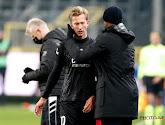 """Anderlecht-huurling niet akkoord met uitspraken: """"Ik doe altijd mijn stinkende best, Kompany heeft er nooit iets over gezegd"""""""