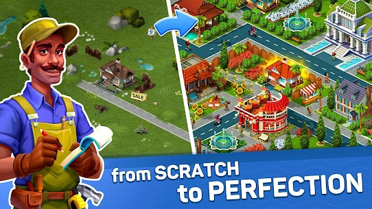 SuperCity Mod Apk (Unlimited Everything) 1