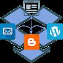 DropUrl for Bloggers icon
