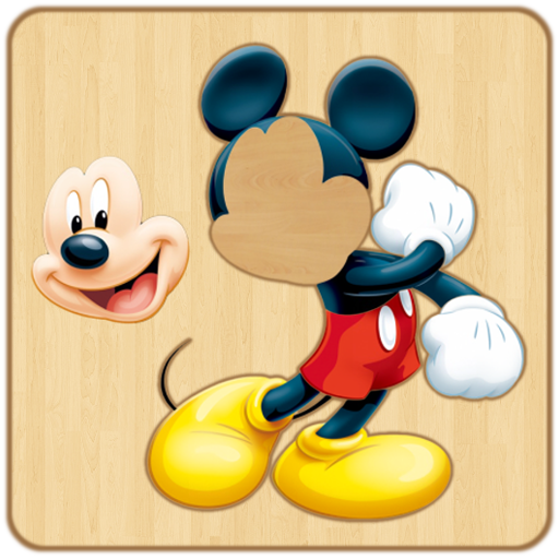 Kids Puzzles - Wooden Jigsaw 1.0