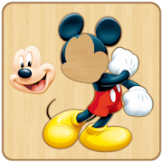 Kids Puzzles - Wooden Jigsaw