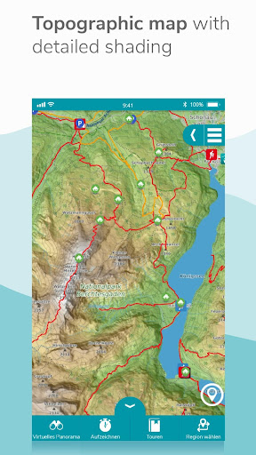 RealityMaps: 3D map with tours, GPS navigation 0.1.9.200812 screenshots 3