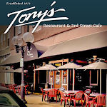 Logo for Tony's Restaurant & 3rd Street Cafe