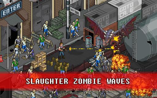 Fury Survivor: Pixel Z screenshot 16