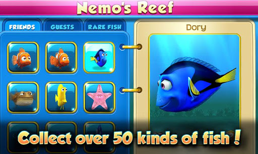 Nemo's Reef screenshot 4