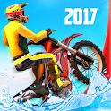 Bike Racing - Water Stunts icon