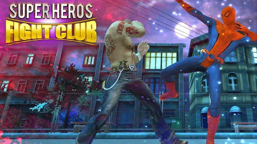 Super Heroes Fight Club 1.2 screenshots 4