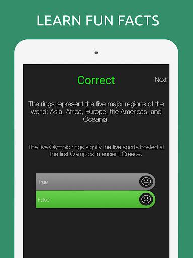 True or False Trivia Quiz Game: Knowledge Test 1.10 screenshots 6