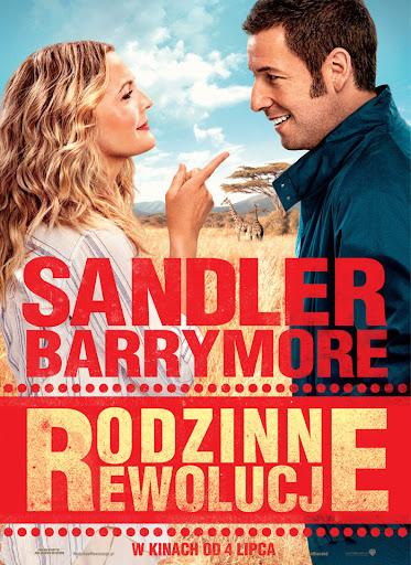 Polski plakat filmu 'Rodzinne Rewolucje'