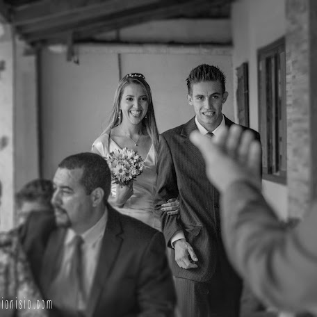 Wedding photographer Andressa Dionisio (dionisio). Photo of 18.06.2015
