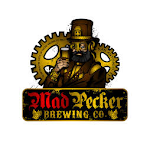 Logo of Mad Pecker Cerveceros Oatmeal Stout