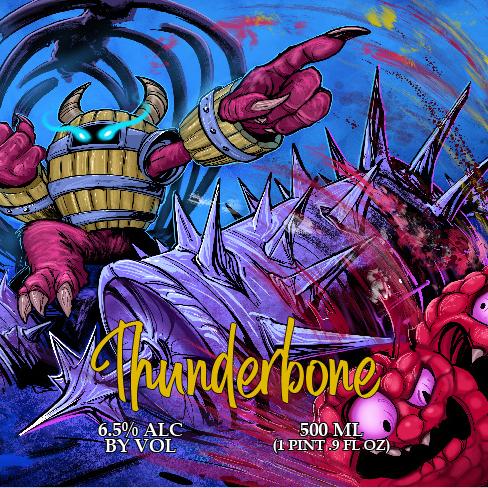 Logo of Calusa Thunderbone