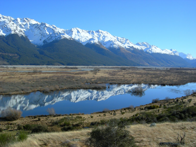 Glenorchy and Cardrona