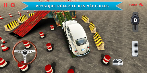 Car Driver 2 (Hard Parking)  captures d'écran 1