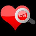 رسائل حب عربي انكليزي icon