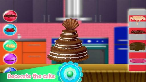 Chocolate Birthday Cake Factory - Dessert Making 1.15 screenshots 3