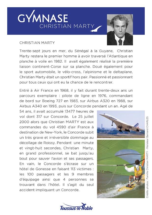 Qui est Christian Marty