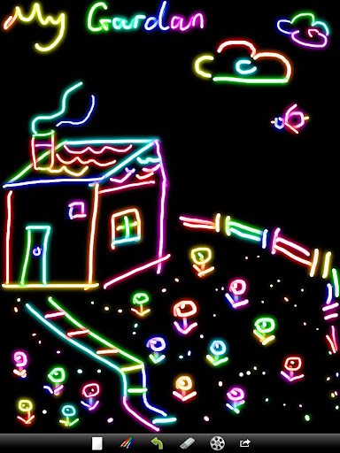 Kids Doodle - Color & Draw Free Game  screenshots 1