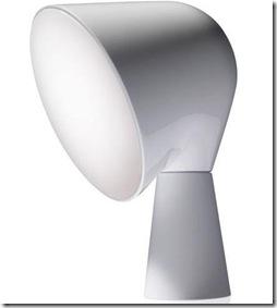 Lampe à poser Binic en blanc
