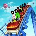 Stickman Roller Coaster Thrill Ride icon