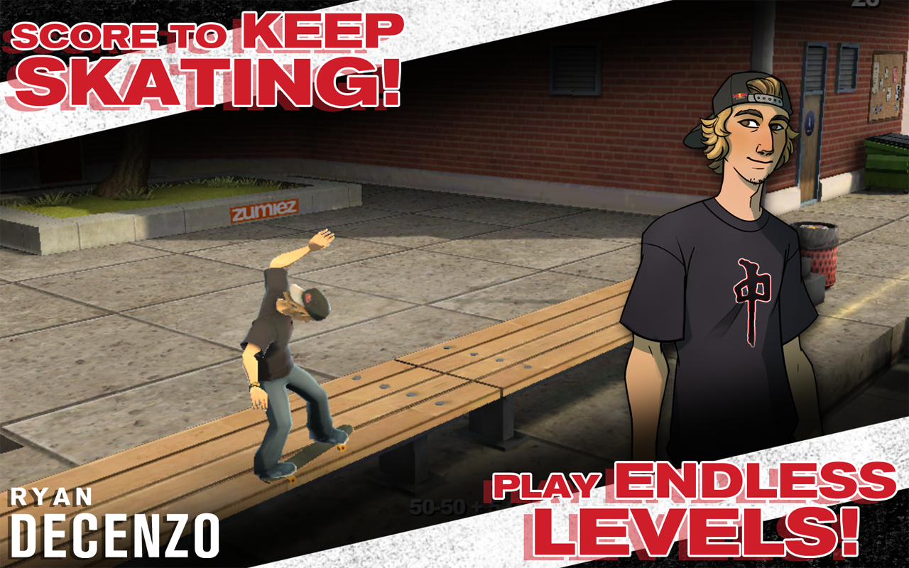 Transworld Endless Skater screenshot #8