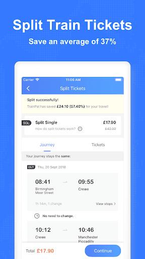 TrainPal screenshot 3