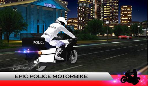 Police Moto: Criminal Chase screenshot 14