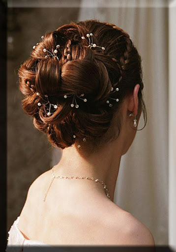 """Wedding Hairstyle"". Posted by nakata at 9:46 PM · Email This BlogThis!"