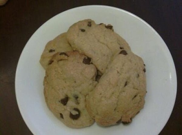 Soft & Chewy Chocolate Chip Cookies Recipe
