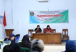 Disperindagnaker kabupaten Ngawi Jatim