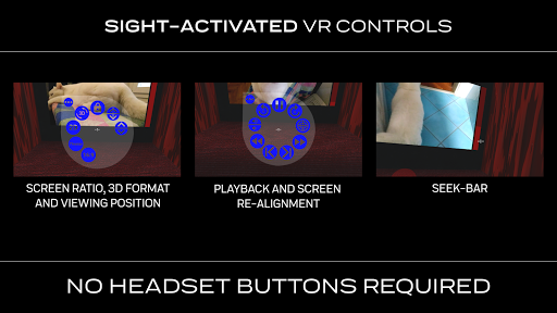 VR Theater for Cardboard 0.12.7 screenshots 2
