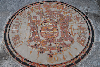 Photo: State Seal - New Jersey State House