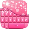 Pink Keyboard for Android icon