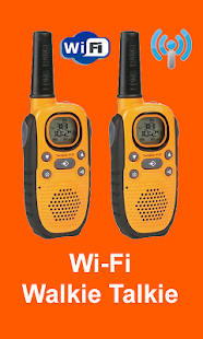 Wi-Fi Walkie Talkie Screenshot