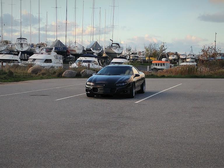 Chevrolet Camaro Hire Frederiksberg