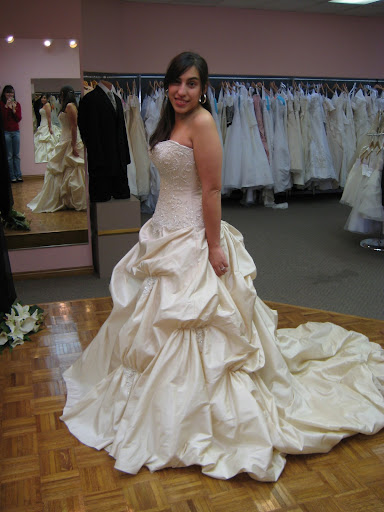 Pluz Size Bridal Gowns